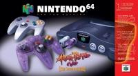 Nintendo 64 - Atomic Purple Color [NA] Box Art