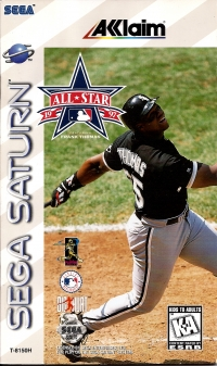 All-Star 1997 Featuring Frank Thomas Box Art