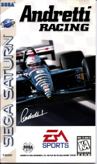 Andretti Racing Box Art
