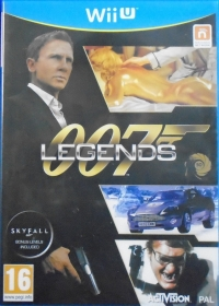 007 Legends [UK] Box Art