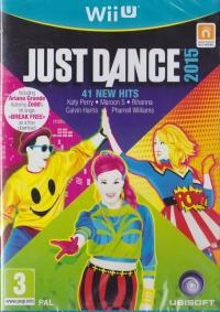 Just Dance 2015 Box Art
