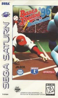 Bases Loaded '96: Double Header Box Art
