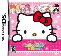 Loving Life with Hello Kitty & Friends Box Art