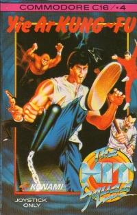 Yie Ar Kung Fu - The Hit Squad Box Art