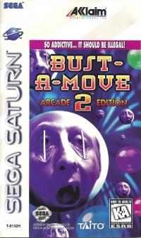 Bust-A-Move 2 - Arcade Edition Box Art
