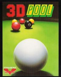 3D Pool Box Art