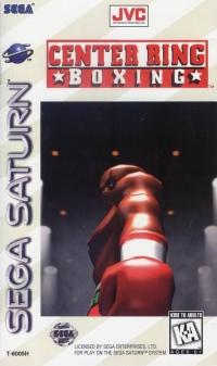 Center Ring Boxing Box Art