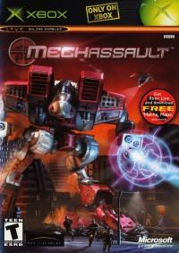 MechAssault Box Art