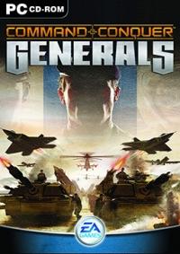 Command & Conquer: Generals Box Art