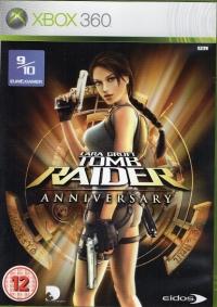 Lara Croft Tomb Raider: Anniversary [UK] Box Art