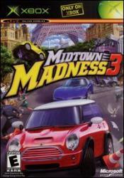 Midtown Madness 3 Box Art