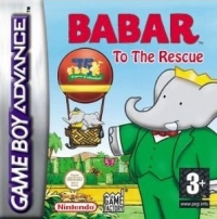 Babar to the Rescue Box Art