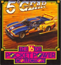 5th Gear - 16Bit Pocket Power Box Art