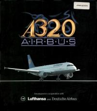 A320 Airbus Box Art