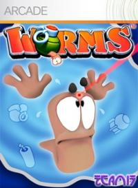 Worms Box Art