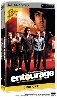 Entourage Season 1 Box Art