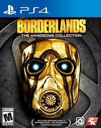 Borderlands: The Handsome Collection Box Art