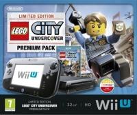 Nintendo Wii U - Lego City Undercover Premium Pack Box Art
