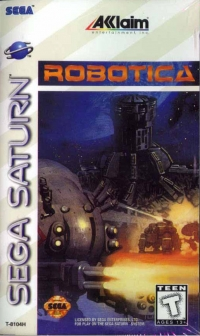 Robotica Box Art