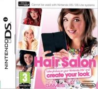 Hair Salon [EU] Box Art