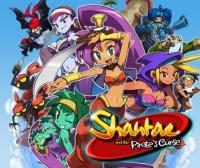 Shantae and the Pirate's Curse Box Art