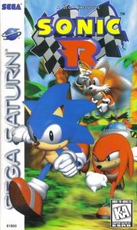 Sonic R Box Art