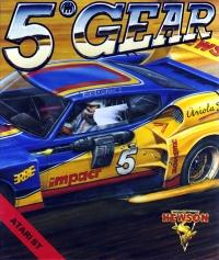 5th Gear Box Art