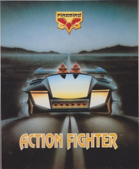 Action Fighter Box Art