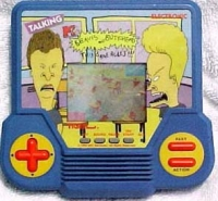 Beavis and Butthead, MTV's: This Game Rules!!! Box Art