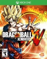 Dragon Ball Xenoverse XV Box Art