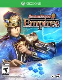 Dynasty Warriors 8 Empires Box Art