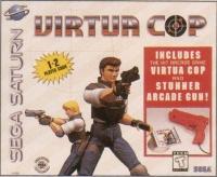 Virtua Cop and Stunner Arcade Gun Box Art
