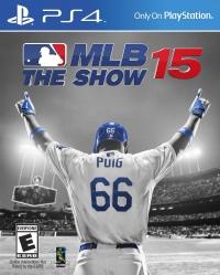 MLB 15: The Show Box Art