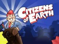 Citizens of Earth Box Art