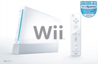 Nintendo Wii - White [NA] Box Art