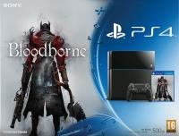 Sony PlayStation 4 CUH-1116A - Bloodborne Box Art