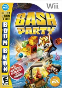 Boom Blox Bash Party Box Art