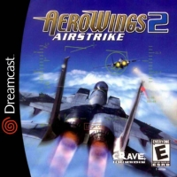 AeroWings 2: Airstrike Box Art
