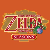 Legend of Zelda, The: Oracle of Seasons Box Art