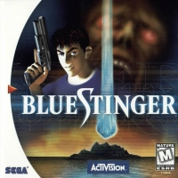 Blue Stinger Box Art