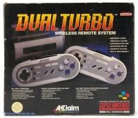 Acclaim Dual Turbo Wireless Remote System Box Art