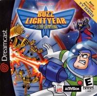 Buzz Lightyear of Star Command Box Art