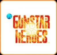 3D Gunstar Heroes Box Art