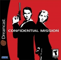 Confidential Mission Box Art