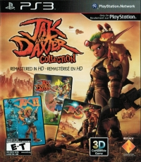 Jak and Daxter Collection [CA] Box Art