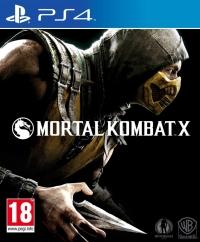 Mortal Kombat X Box Art