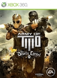 Army of Two: The Devil's Cartel Box Art