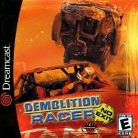 Demolition Racer: No Exit Box Art