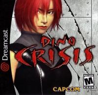 Dino Crisis Box Art