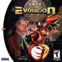 Evolution: The World of Sacred Device Box Art